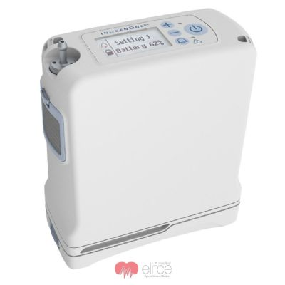 Inogen One G4 Portable Oxygen Concentrator  |  Elifce Medical